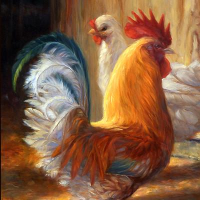 Bill melvin rooster