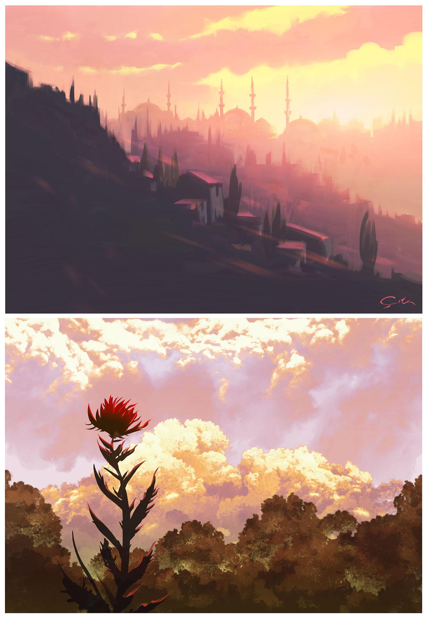 Emrullah cita favorite atmospheres