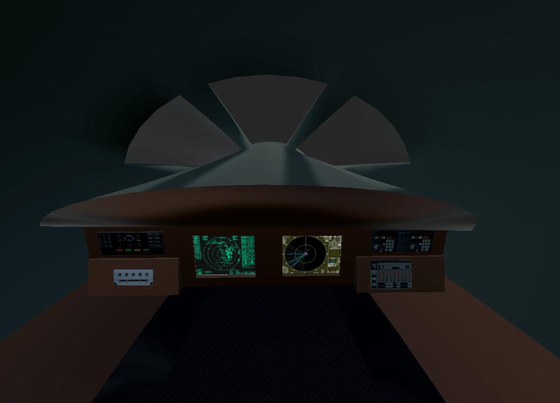 Bunny luny bp pt mk1 cockpit