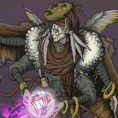 Matt olson shaman v1