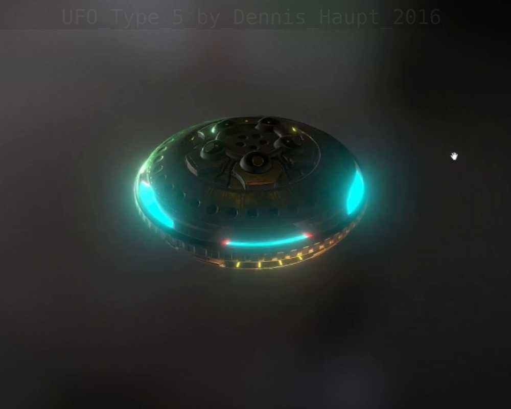 UFO Type 5