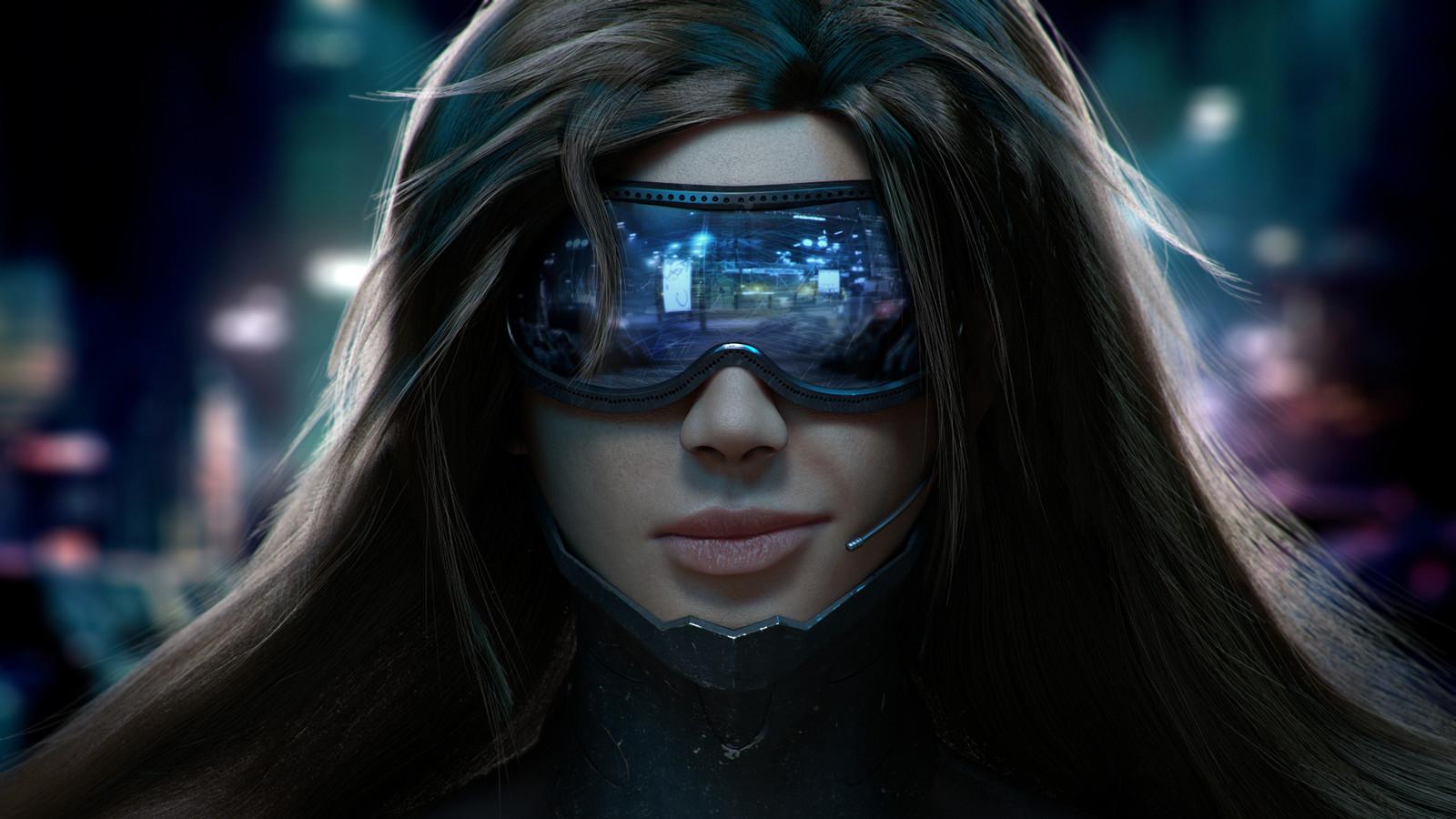 Cyber Girl 2013