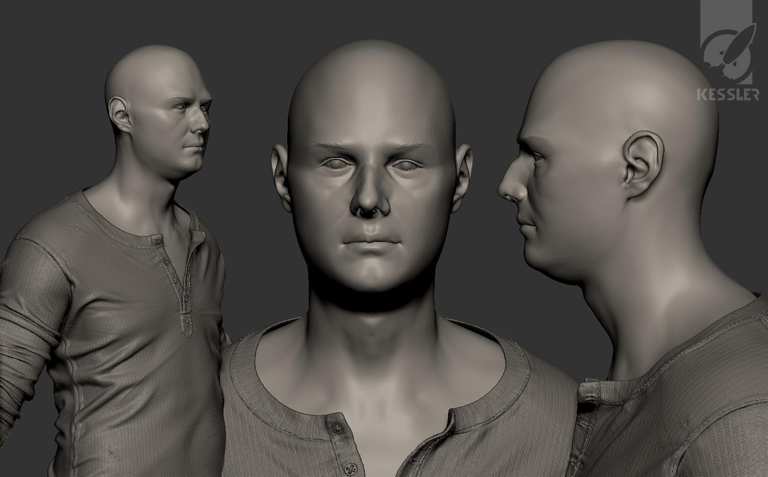 Nick rutledge face