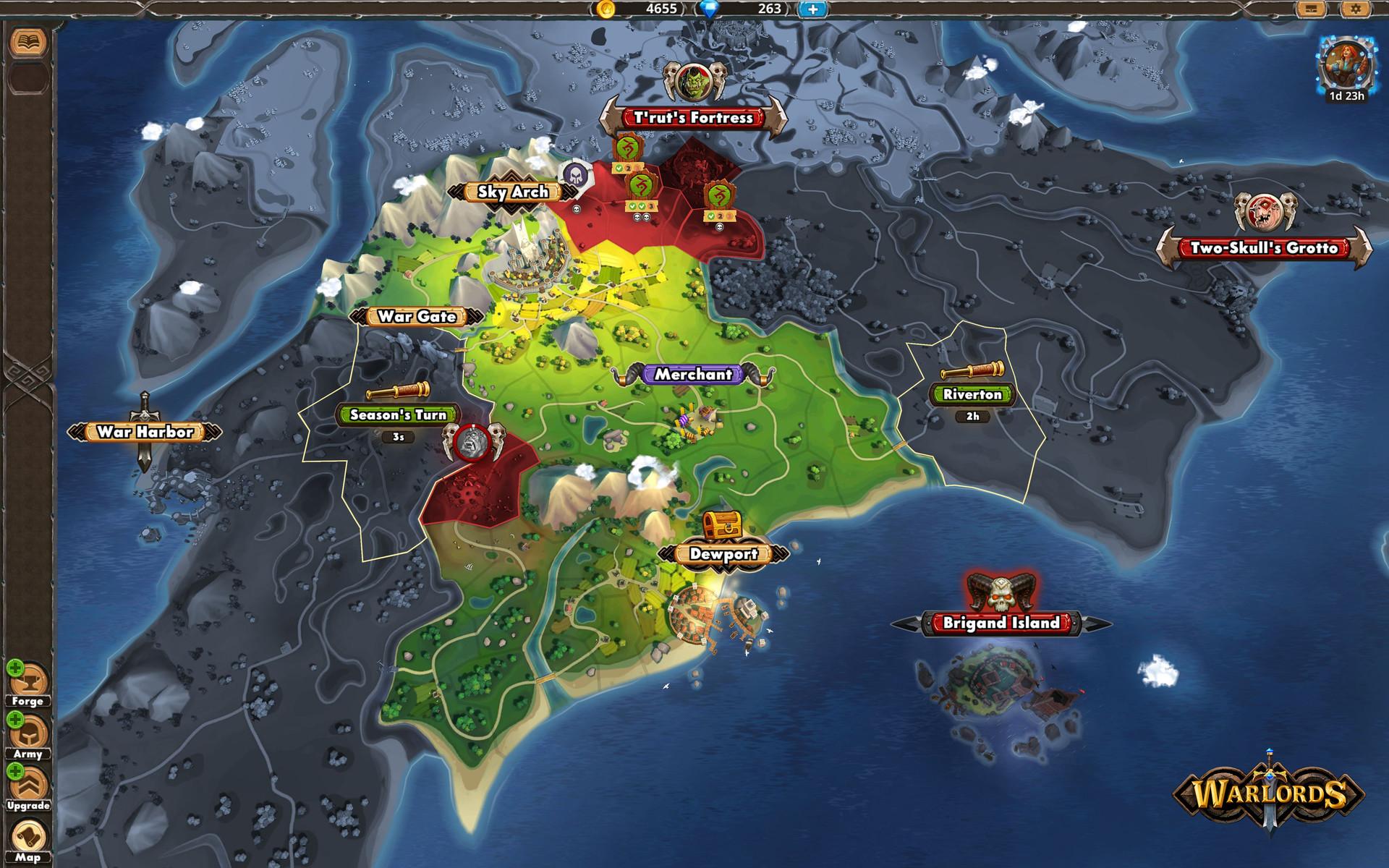 Artstation warlords world map christopher giese kettelacke ingame gumiabroncs Images