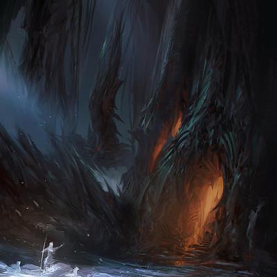Yuan cui frozen abyss 01