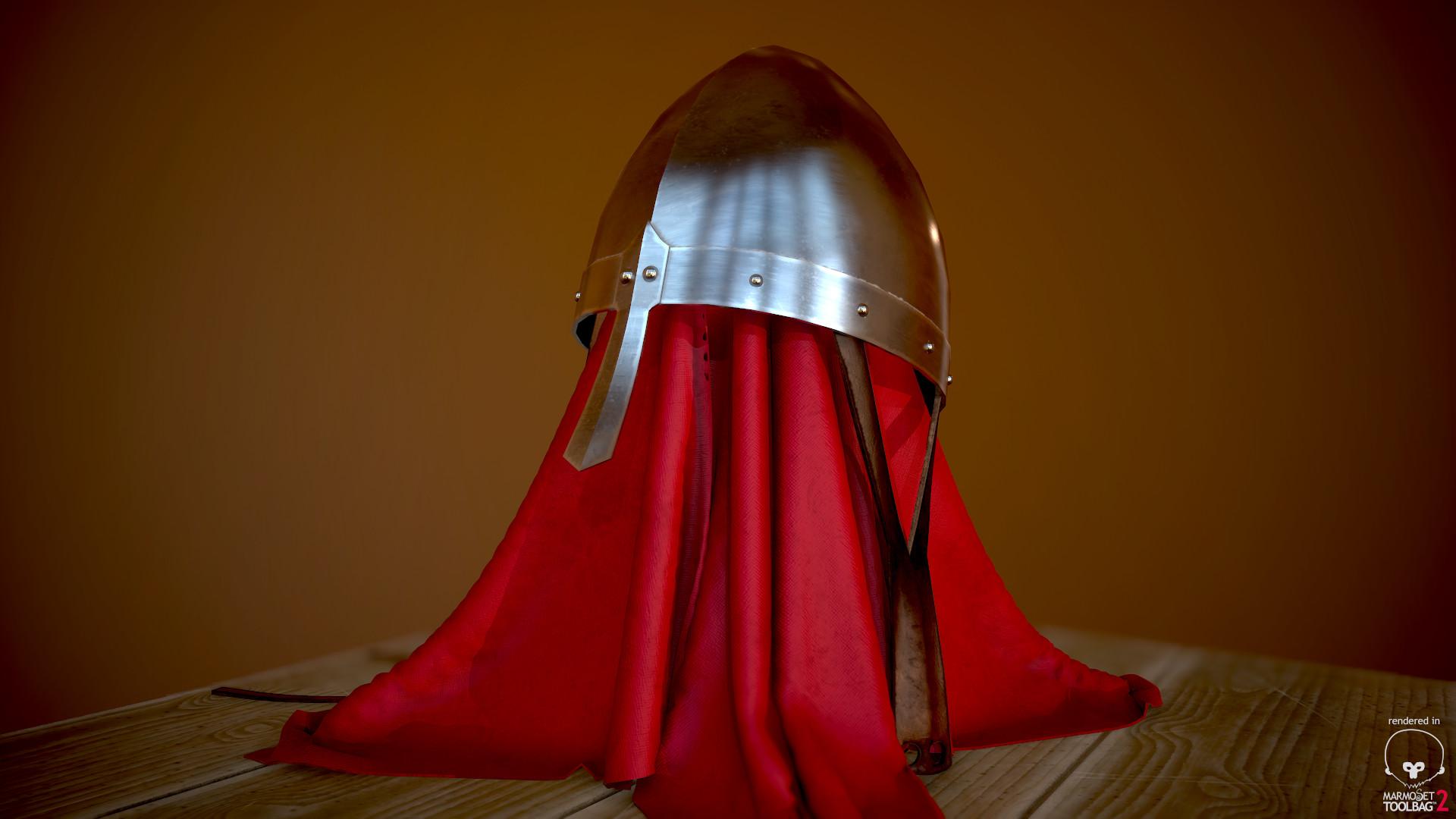 Bela csampai s4h norman helmet 1 preview mt a1
