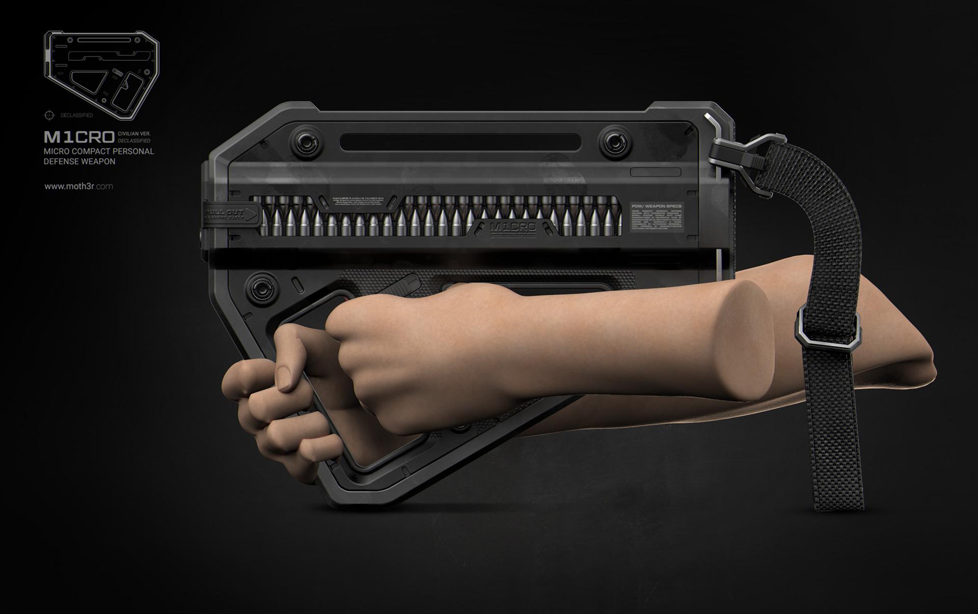 Ivan santic render side a02 hands bullets