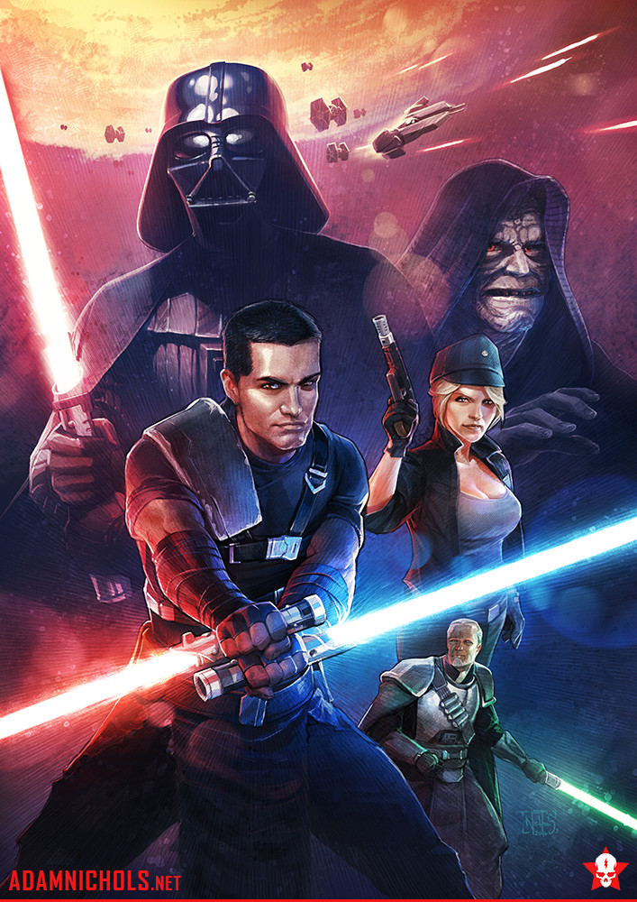 The Force Unleashed - Revisited