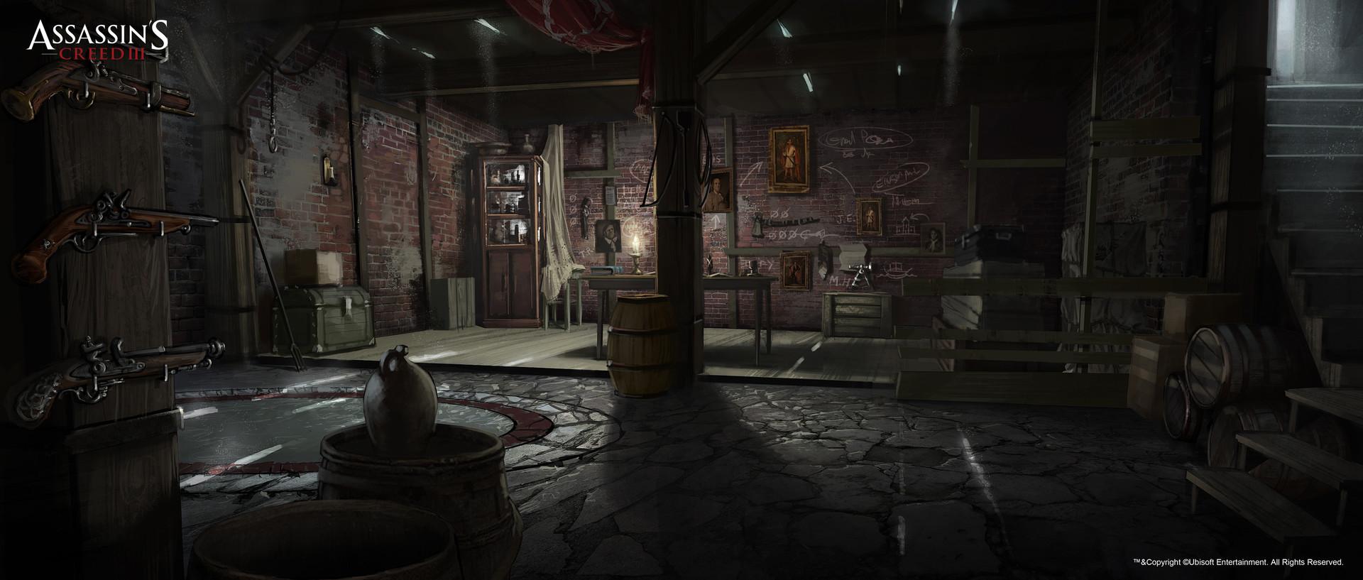 Concept Art Manor