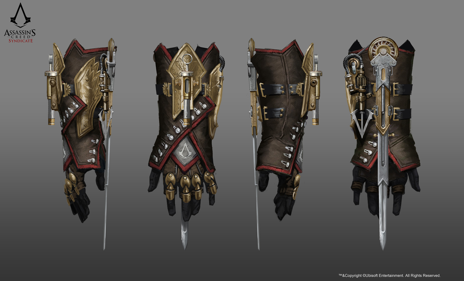 Artstation Assassin S Creed Syndicate Grant Hillier