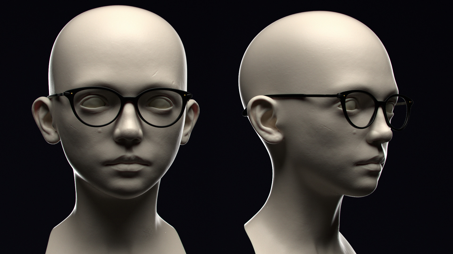 Arthur gatineau compositing vray head