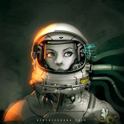Benedick bana astrogirl