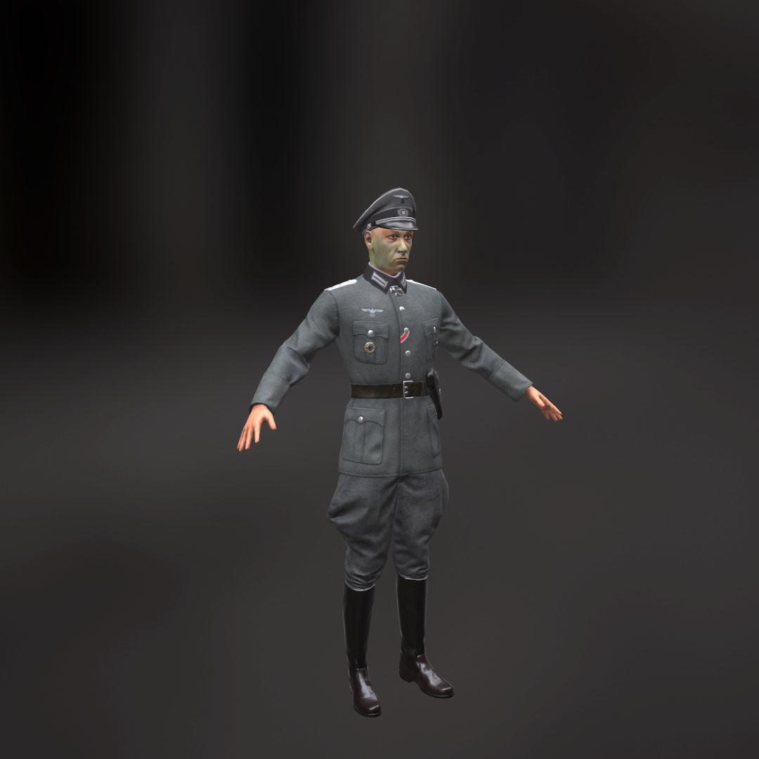 Maciej jelen officer01