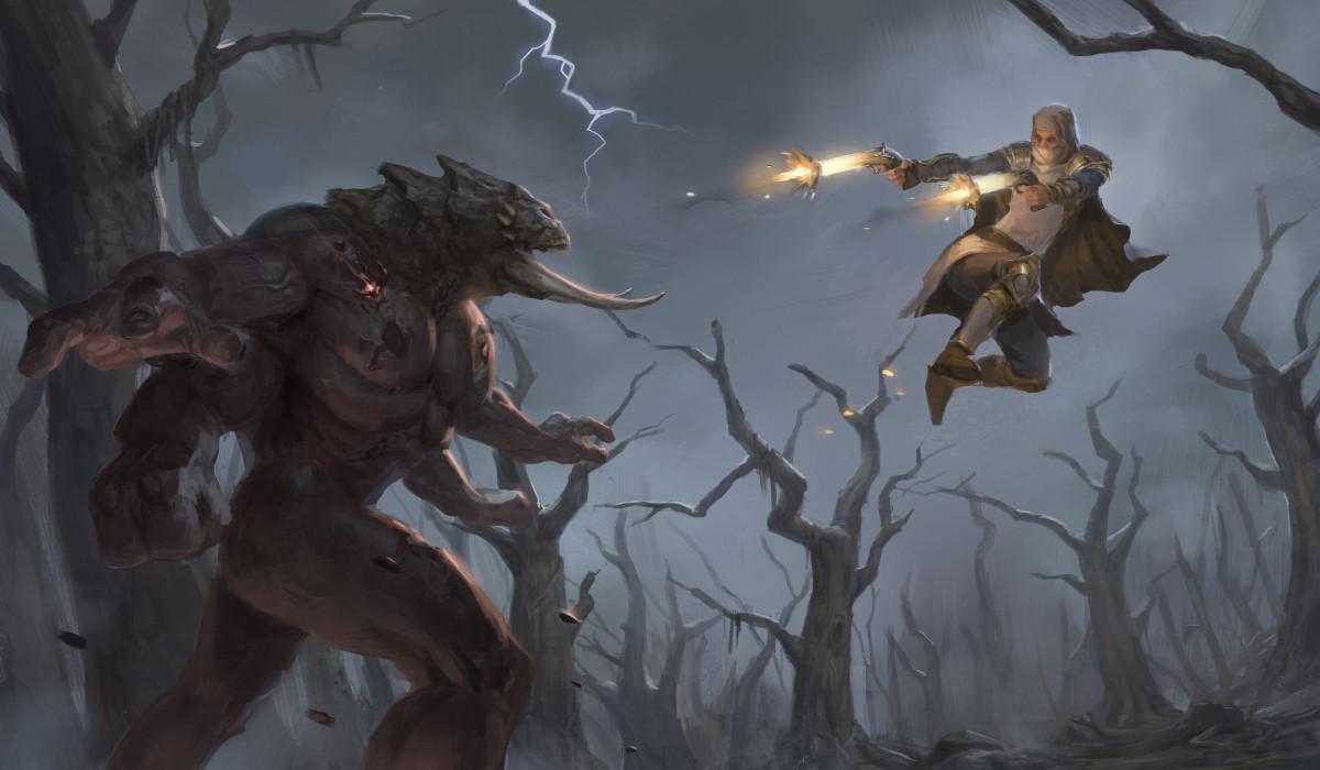 Purger vs Monstrosity