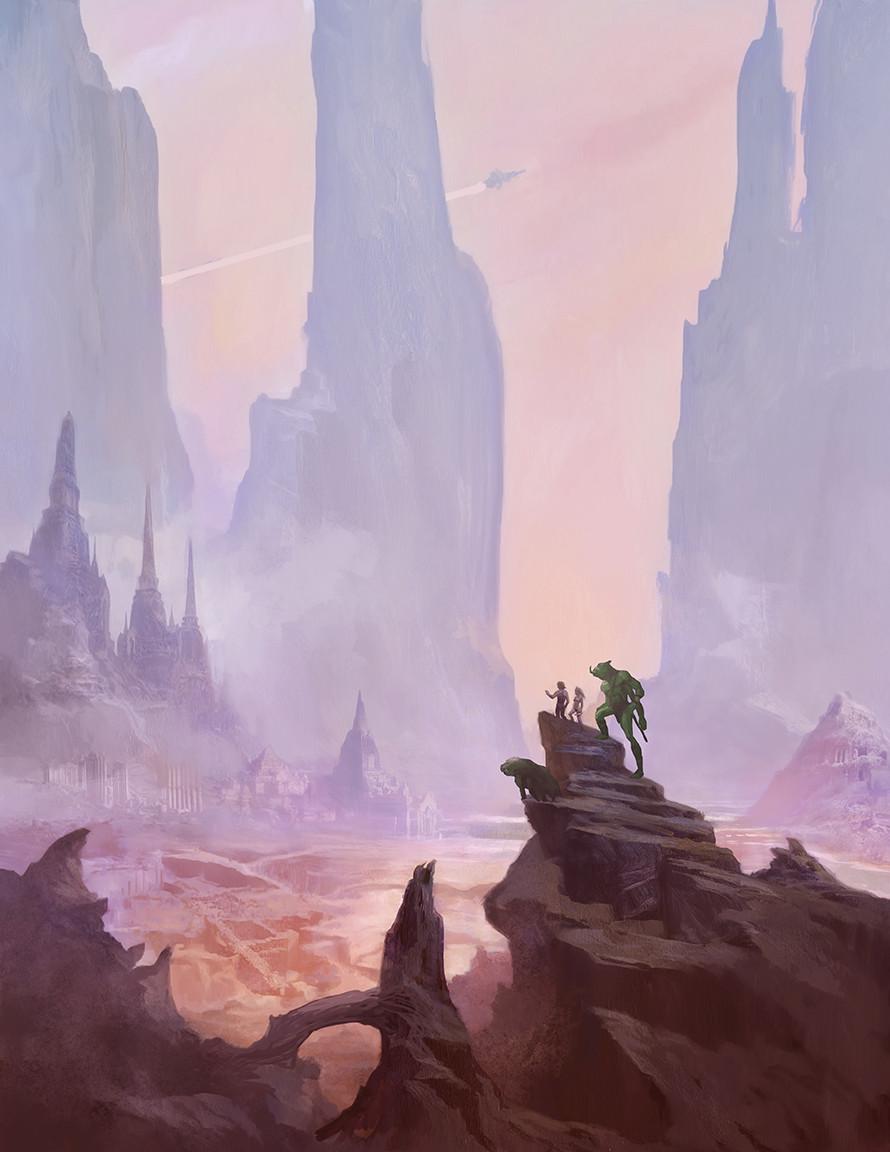 Ancient Ruins of Mars