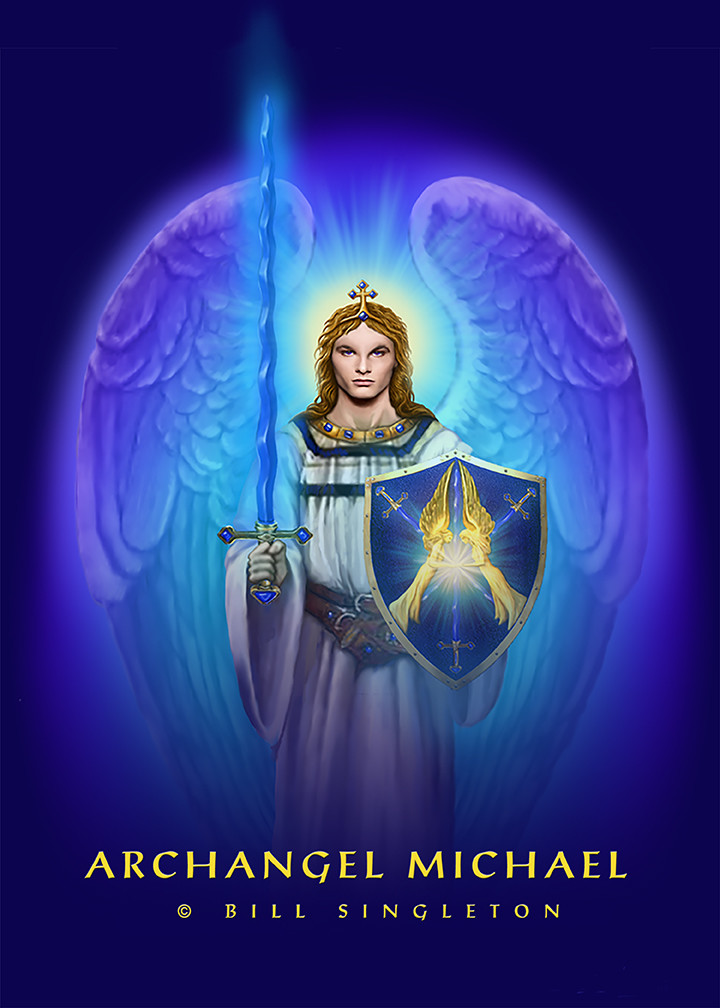 Image result for archangel michael images