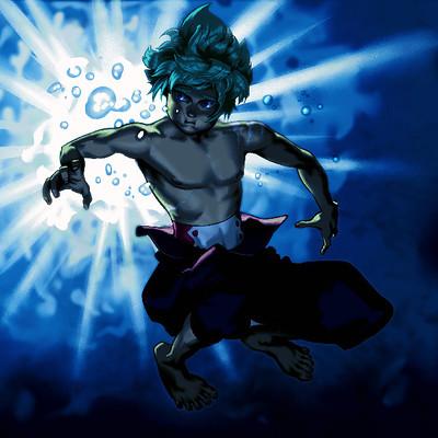 Stephen hetrick beda underwater