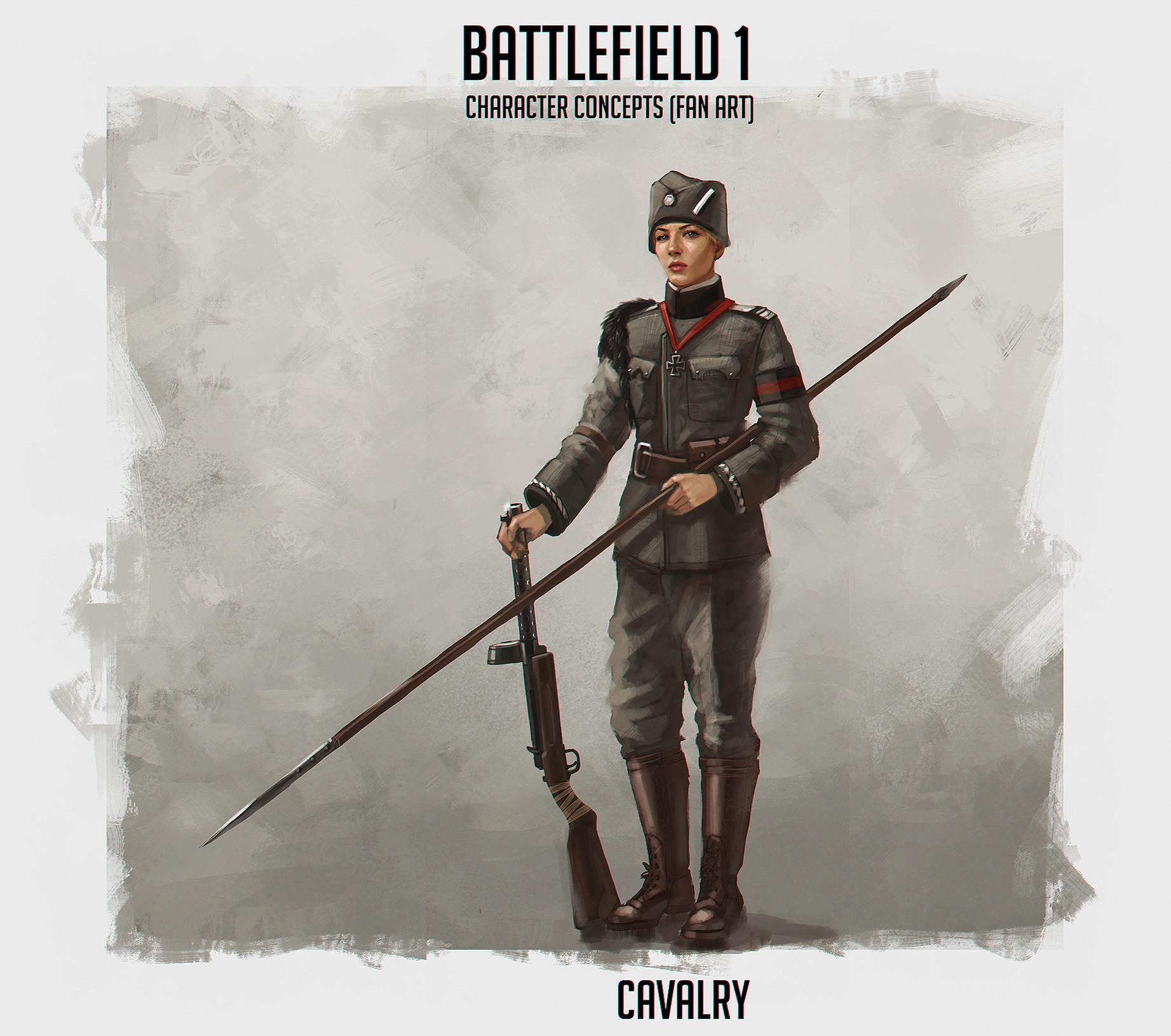Kelvin liew cavalry