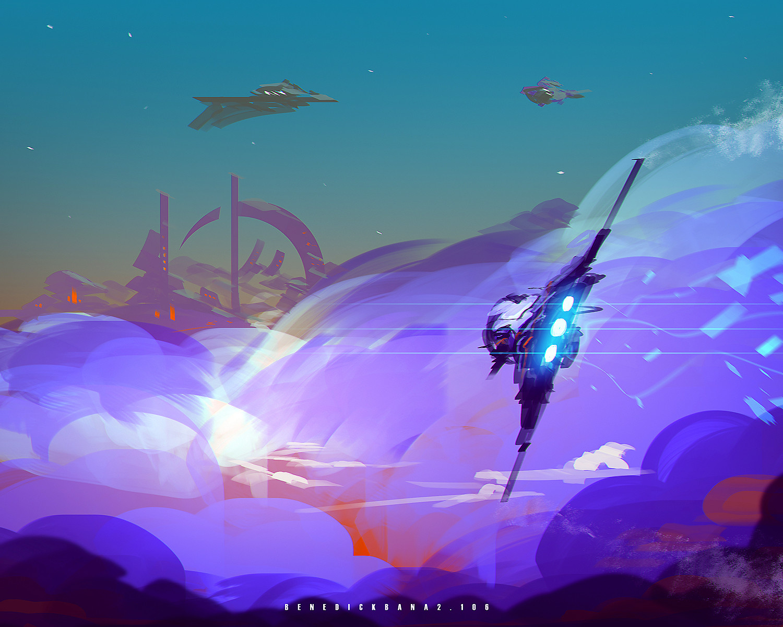 Benedick bana space lores