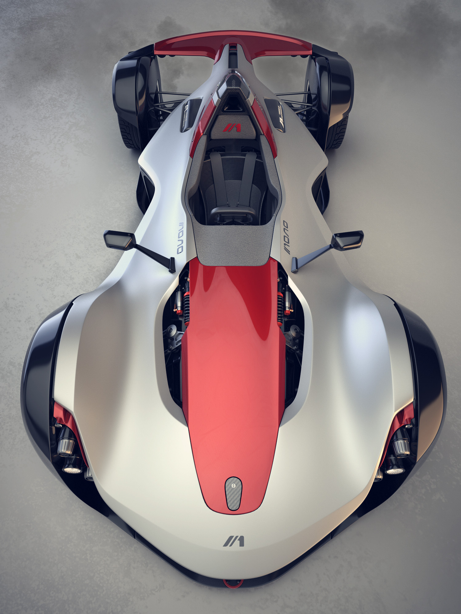 John seymour bac mono top ksforum