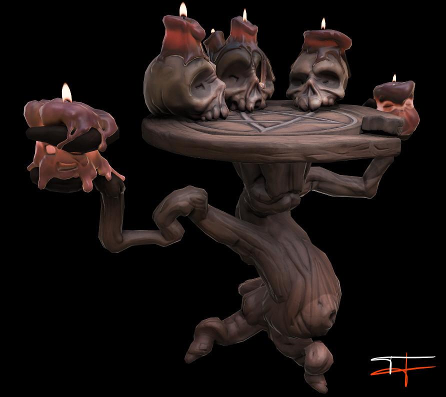 Tim jacksteit skulltree unity 01