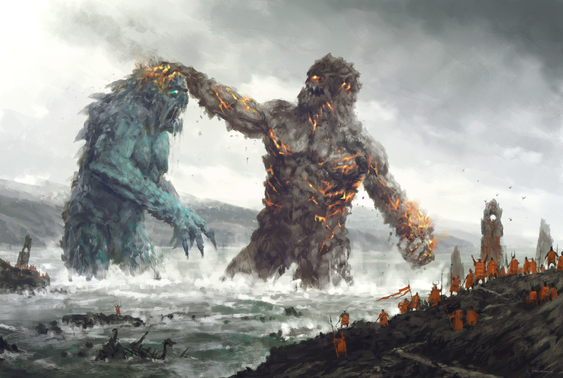 Jakub rozalski ancients conceptart 05small