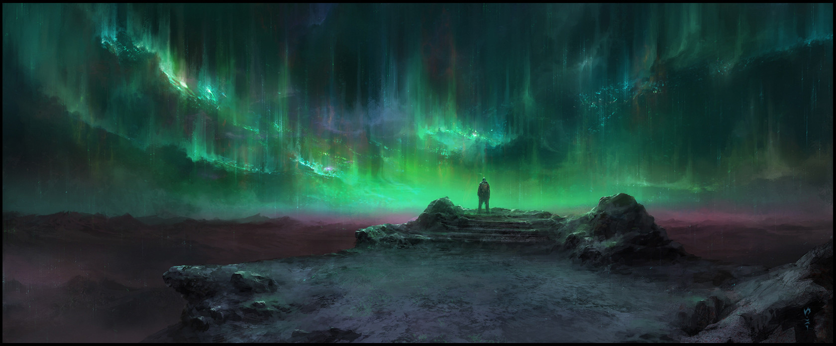 Chris cold aurora by chriscold d9erbf9