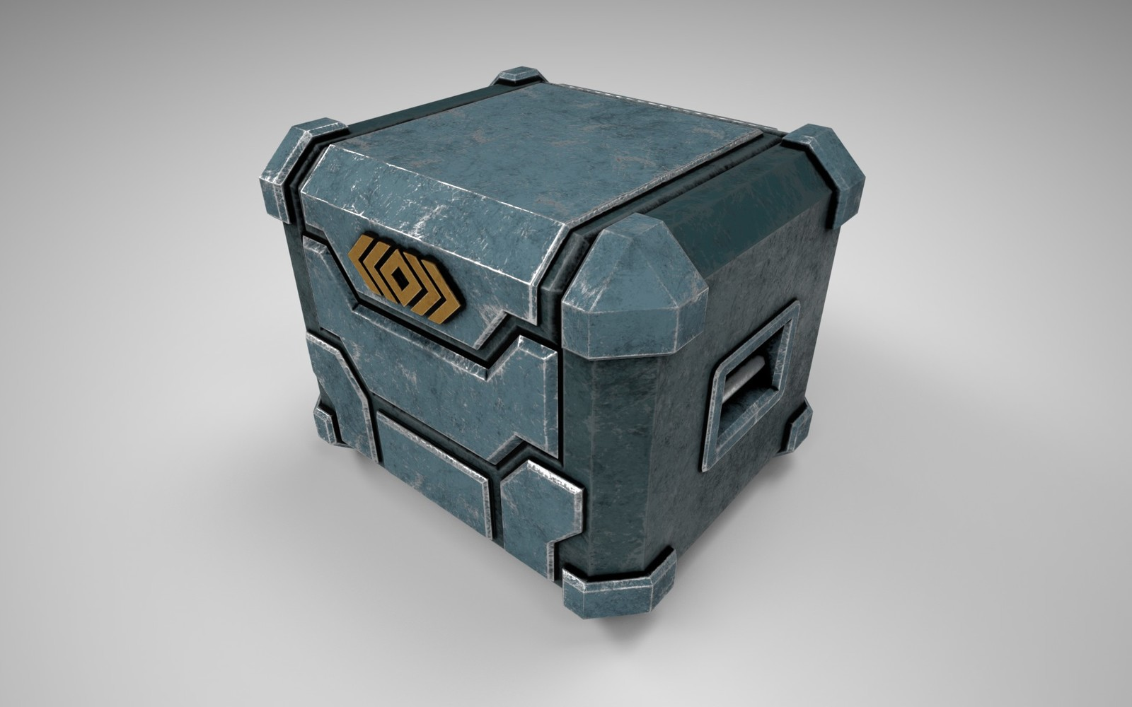 Crafty Crate (Animated)
