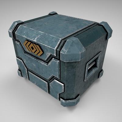 Iain gillespie crate