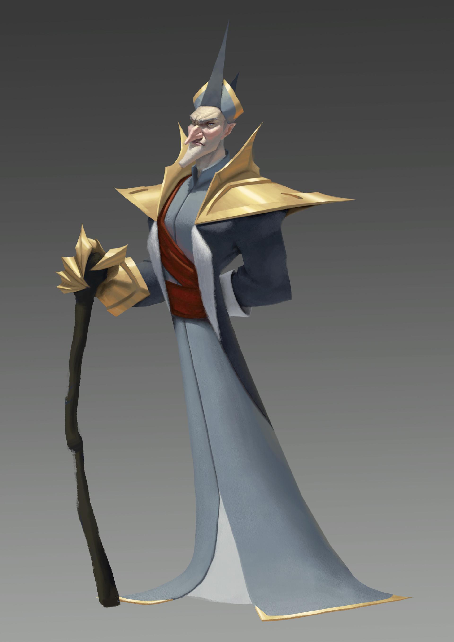 Kevin blagrave main villain shader v2