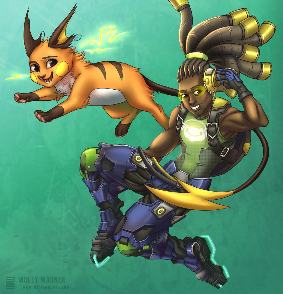 Lucio & Raichu