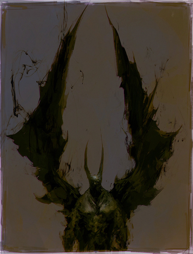 Chris cold demon bat by chriscold dad8w5h