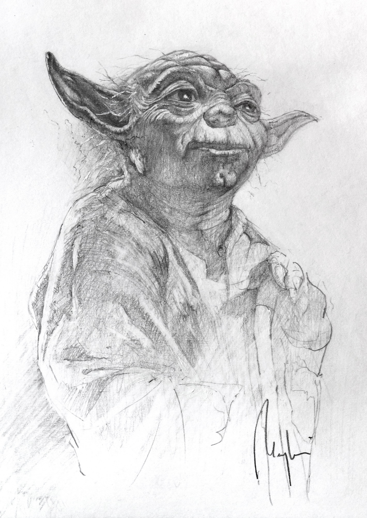 Saby menyhei yoda graded