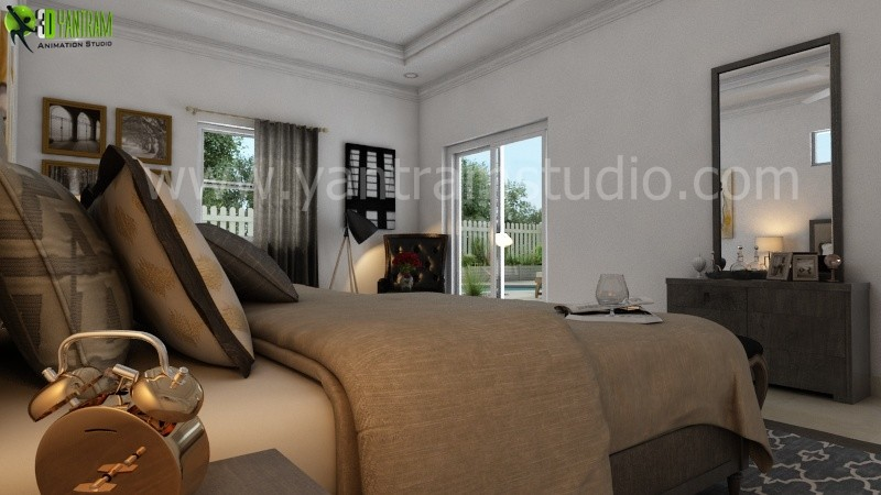 ArtStation New Fashionable 40D Bedroom Interior Design Mexico Gorgeous 3D Bedroom Design Property