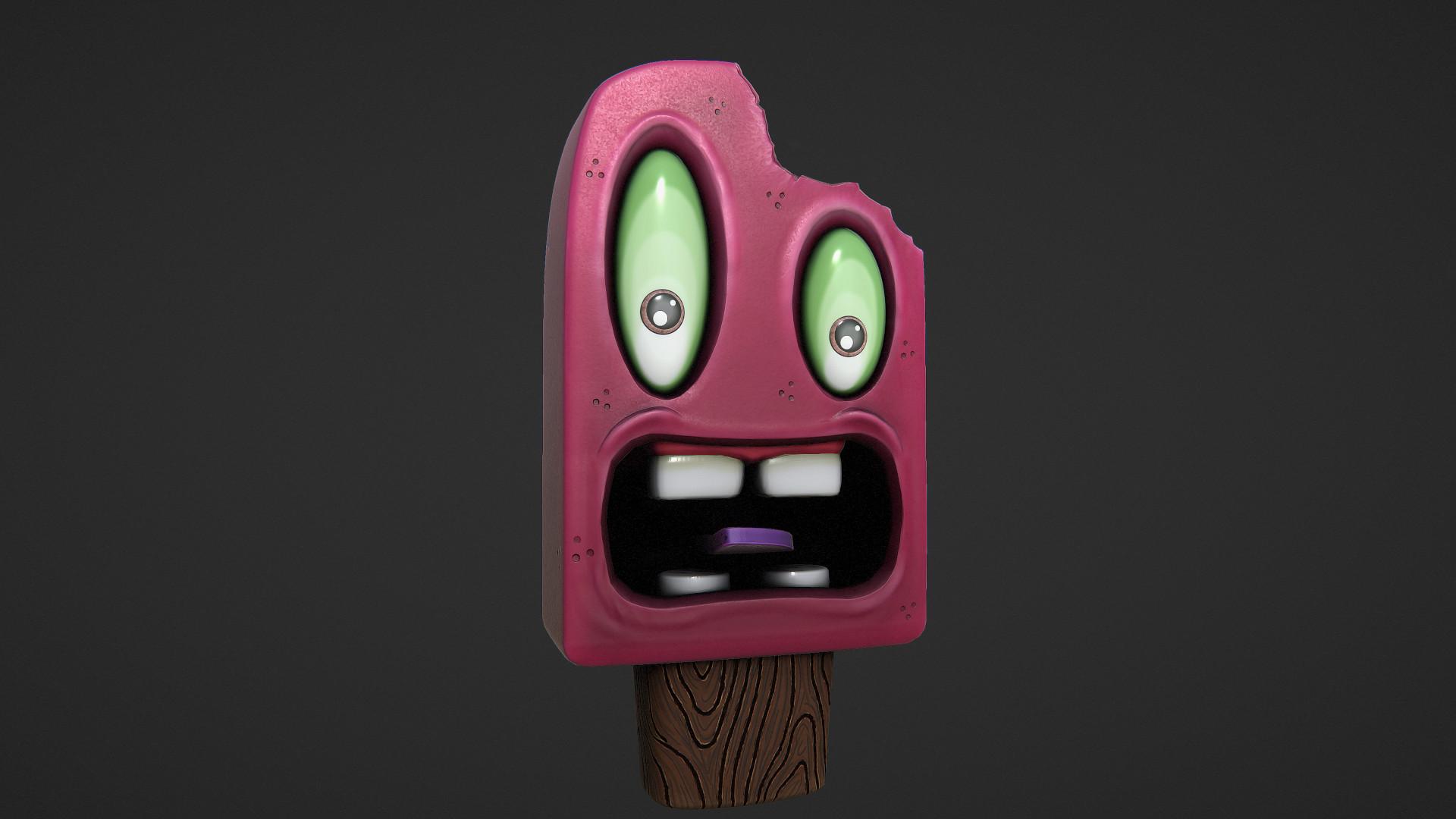 ArtStation Popsicle Joe Grabowski