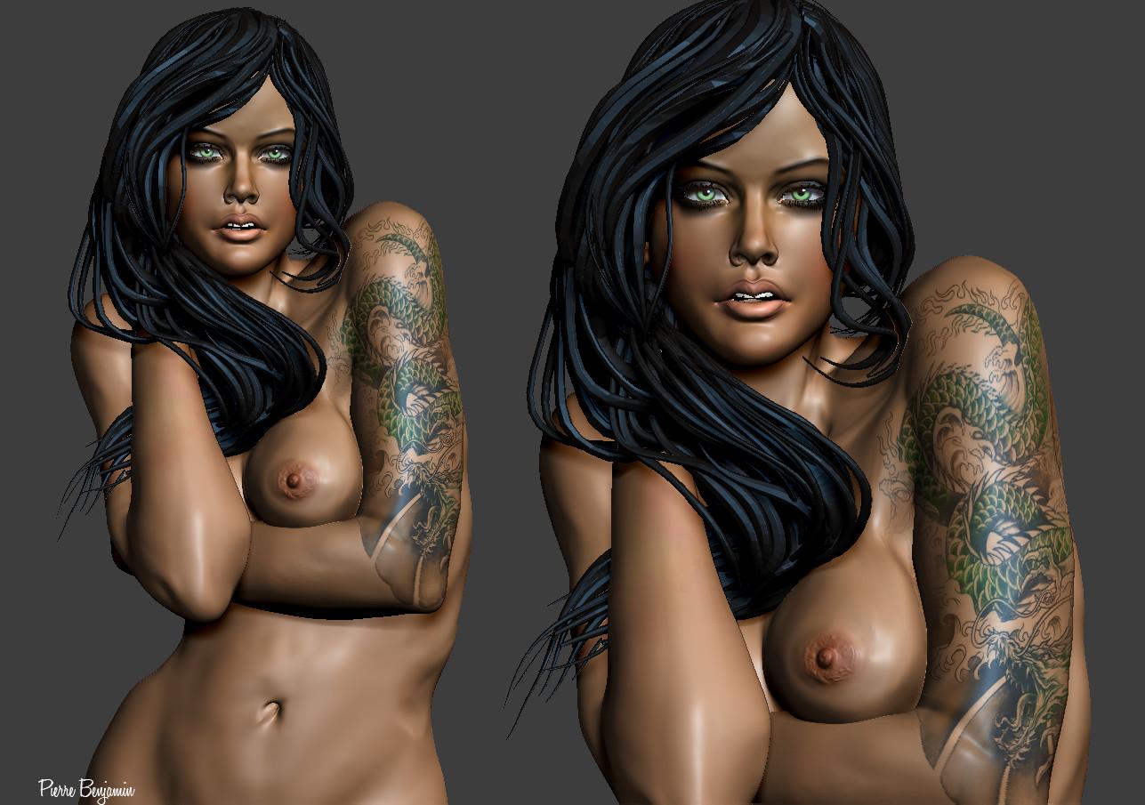 Pierre benjamin new woman 000888