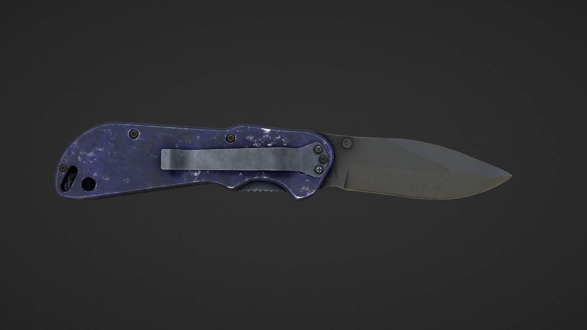 Joe Grabowski Folding Knife