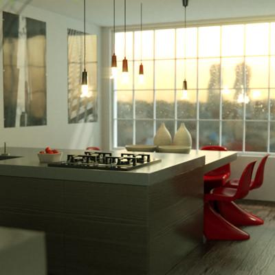Bernardo iraci kitchen v102