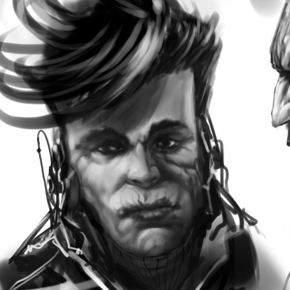 Alexander gorisch sketch trollface 20