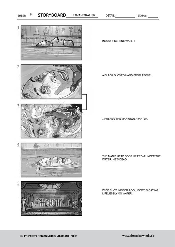 Klaus scherwinski hitman storyboards legacy trailer7