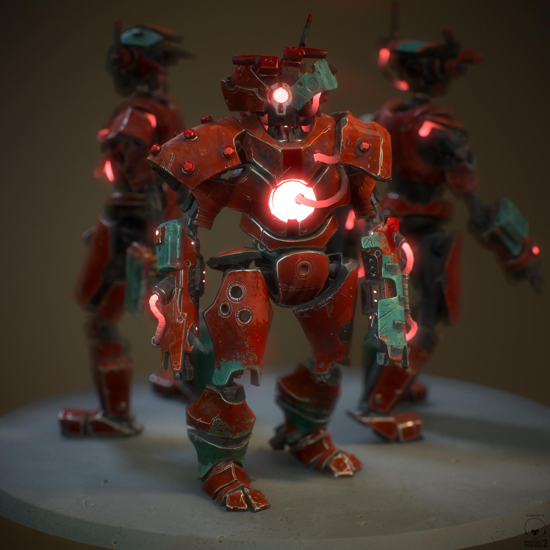 Zealot Tier 3