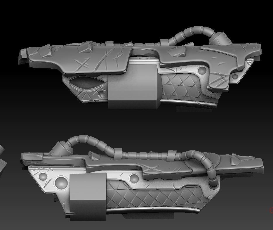 forearm details