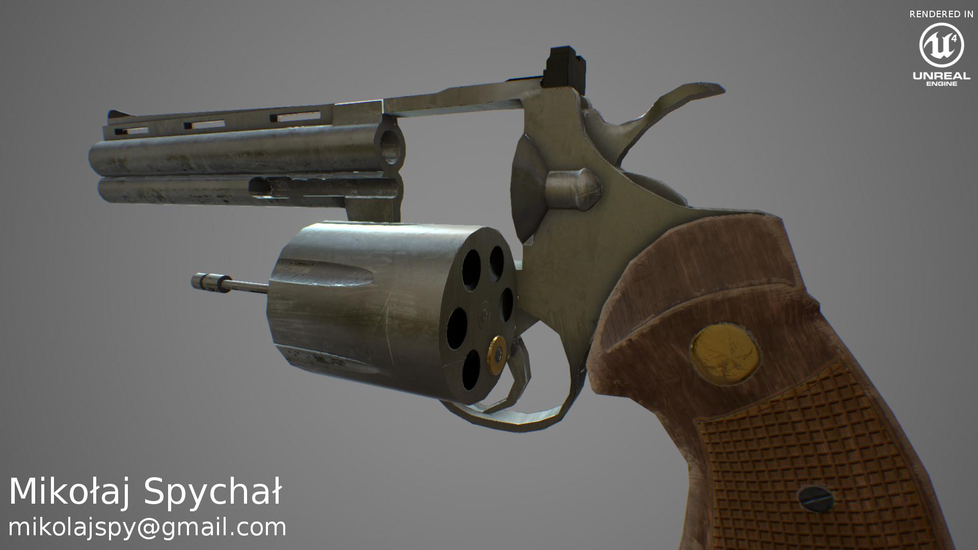 Mikolaj spychal revolverportfolio chamber