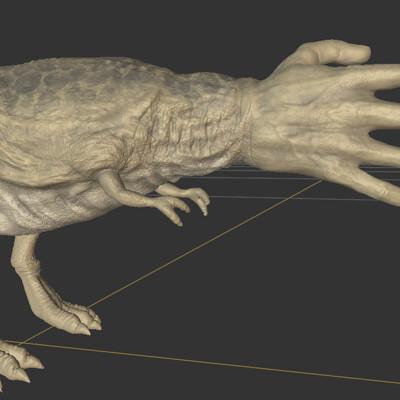 Cory collins handrex sculpt