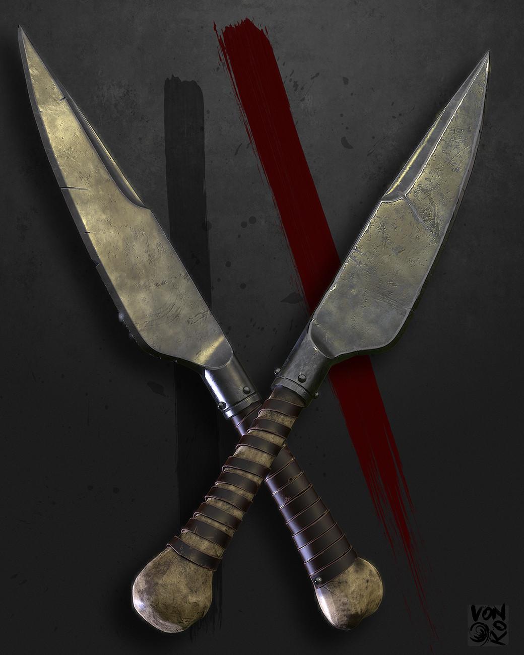 Eric kozlowsky ekozlowsky knives