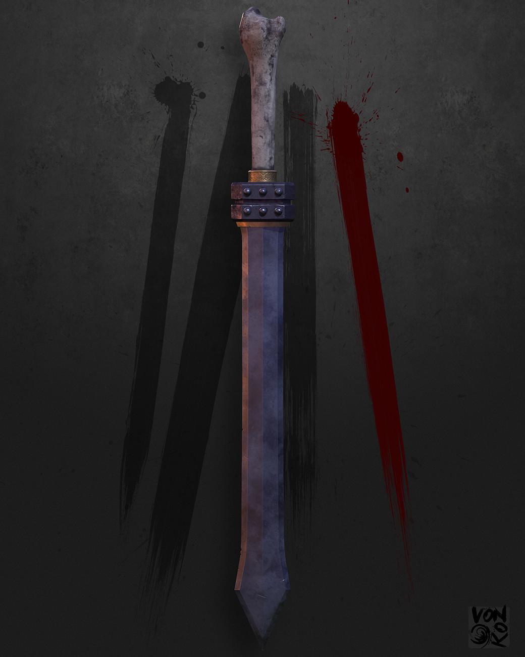 Eric kozlowsky ekozlowsky sword