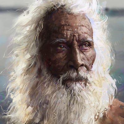 Aaron griffin old man 2