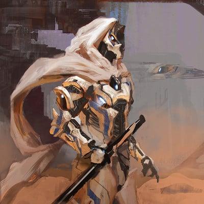 Sebastian horoszko 47 desert cyborg