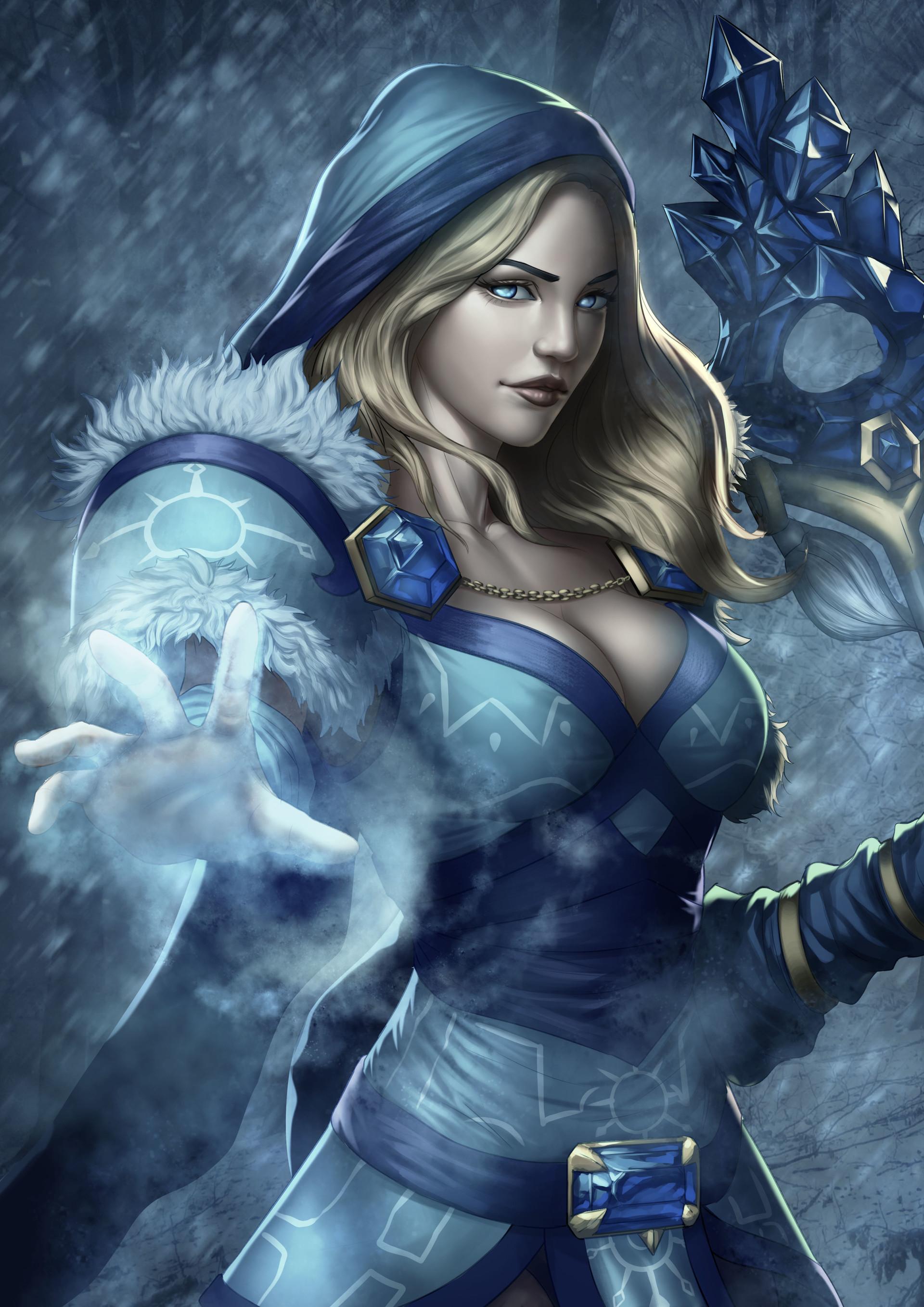 chris koh crystal maiden