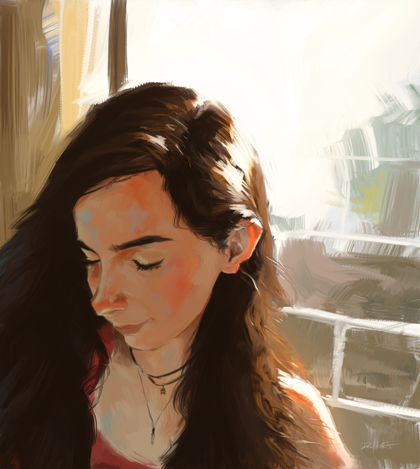 Jane Pi Under the Sun